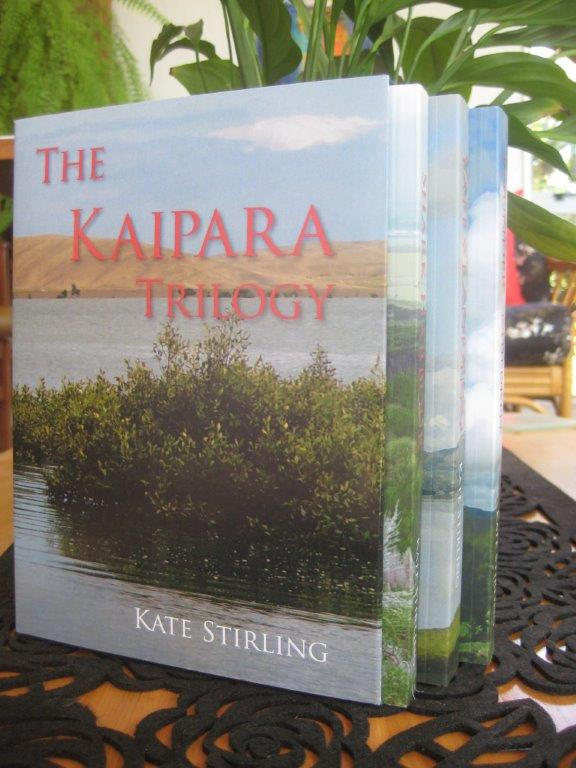 picture of the Kaipara Trilogy